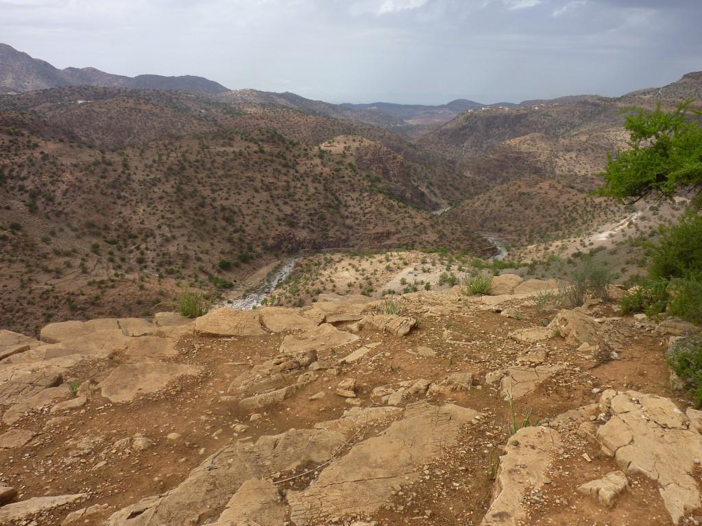 Les paysages du Maroc