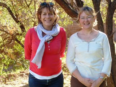 Catherine et Marie, gérantes de l'agence Aventure Authentique, vous concoctent vos superbes vacances